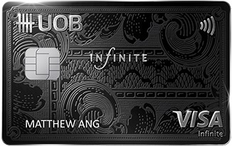 UOB Visa Infinite Card