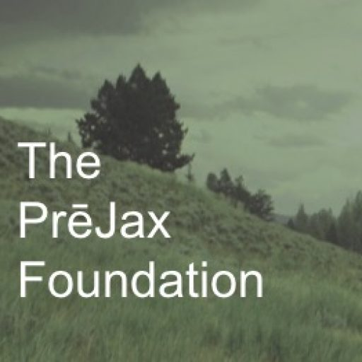 The PreJax Foundation Logo