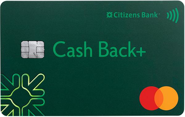 Citizens Bank Cash Back Plus World Mastercard