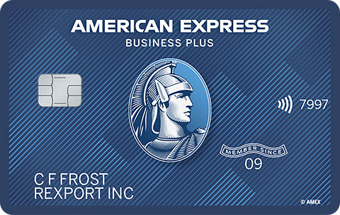Amex Blue Business Plus Card