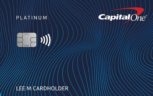 Capital One Platinum Secured